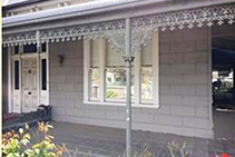 Pre-Primed Pine Block Weatherboards from Hazelwood & Hill