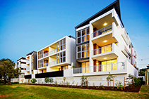 Residential Waterproofing for Parkside Apartments by Bayset