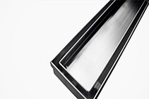900 x 70mm DIY Tile-insert Drain Grate from Vincent Buda & Co