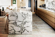 Marble Kitchen Islands from RMS Marble