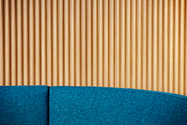 Modulo Panel Linear Walls & Ceilings by Screenwood