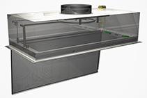 Terminal HEPA Filter Housings - Pharmaseal from Camfil Airepure