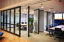 Double-glazed Interior Wall System New from Bildspec