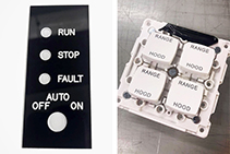 Engraved Electrical Labels & Switches from Architectural Signs