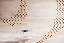 Italian Travertine Tiles for Bathrooms from RMS Marble