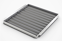 Manual Vertical Airflow Raised Access Floor Panels from Tate