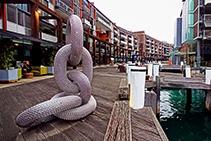 Walsh Bay Sculpture Walk Sydney 2021 with ARTPark