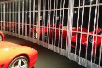 High End Showroom Folding Doors from Trellis Door Co