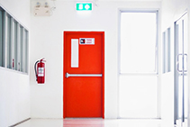 Fire Protection Doors Melbourne from Pyropanel
