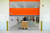 High-Speed Doors for Wholesaler Outlets from Trellis Door Co