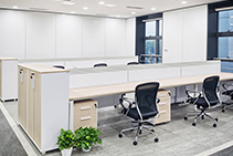 Quality Office Partitions Sydney from The Partition Company