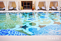 Bespoke Mosaics for Luxury Pools by TREND Group