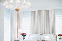 Custom Luxury Curtain Design Sydney by Rolletna