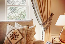 Formal Curtain Design & Fabrics by Current Line Europe