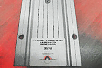 Low Profile Aluminium Expansion Joints from Unison Joints