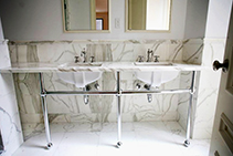 Luxury White Marble - Calacatta Grigio Marble from RMS Marble