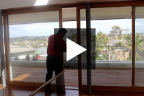 Giant Timber Sliding Doors from Paarhammer