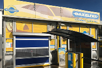 Rapid Roll Doors for Auto Carwashes from Premier Door Systems