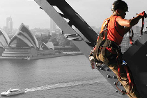 Rope or Abseil Access Technicians from Kerrect Group