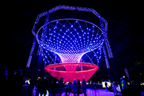 Global Truss Solution for White Night Reimagined from DQ
