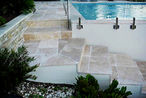 Natural Stone Pool Tiles & Pavers Sydney from RMS