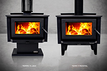 Slow Combustion Wood Heaters - Kemlan by Jetmaster