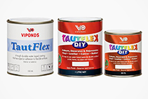Waterbased Paint for Flexible Vinyl Surfaces from Viponds Paints