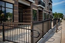 Premium Aluminium Picket & Glass Railing from Vincent Buda & Co