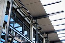 Custom Steel Fabrication for UWS from Edcon Steel