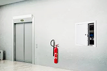 Fire Resistant Wall Access Hatches from Gorter Hatches