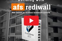 Permanent PVC Formwork - Rediwall by AFS