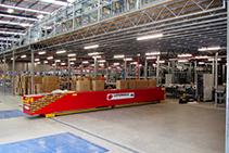 Raised Storage Platform Manufacture by Hopleys Fabrication