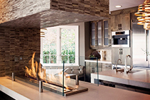 Designer Fireplaces & Inserts from EcoSmart Fire