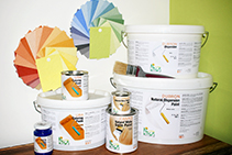 Sustainable Paints & Oils from Livos