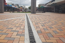 Heavy Landscape Drainage Solutions for Rotorua CBD by Hydro
