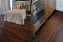 Hurford Roasted Hardwood Flooring from Hazelwood & Hill
