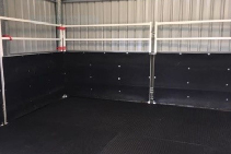 Hygienic Eva Horse Stable Flooring from Sherwood Enterprises