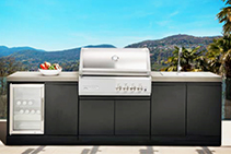 High-end Outdoor Kitchens from Thermofilm