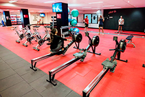 High Performance Fitness Tiles for Gyms by Rephouse