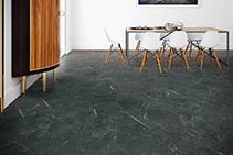 Marvel Grey Marble-look Flooring from StoneFloor