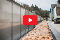 Organic Self-closing Flood Barriers from Flooding Solutions