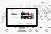 Silent Rangehood Commercial Portal New from Schweigen