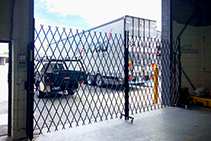 Trackless Barrier Security for Depots from ATDC
