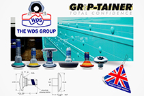 Grip-Tainer Nuts & Bolts Available Soon from The WDS Group