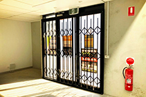 Security Doors & Shutters for Warehouses from ATDC
