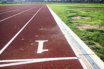 Surface Water Drainage Systems for Sports Tracks from Hydro