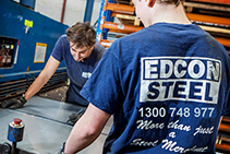 Complete Stainless Steel Solutions Sydney from Edcon Steel