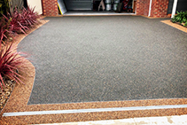 Exterior Stone Surface Driveways from MPS Paving Systems