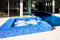 Swimming Pool Mosaic Tiles Sydney from MDC Mosaics