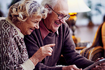 Aged Care Technology to Combat Social Isolation by CareVision